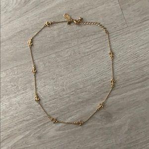 Kate Spade Anchor Necklace